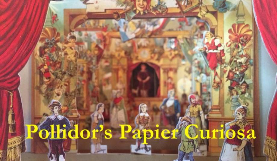 Pollodors Papier Curiosa Shop